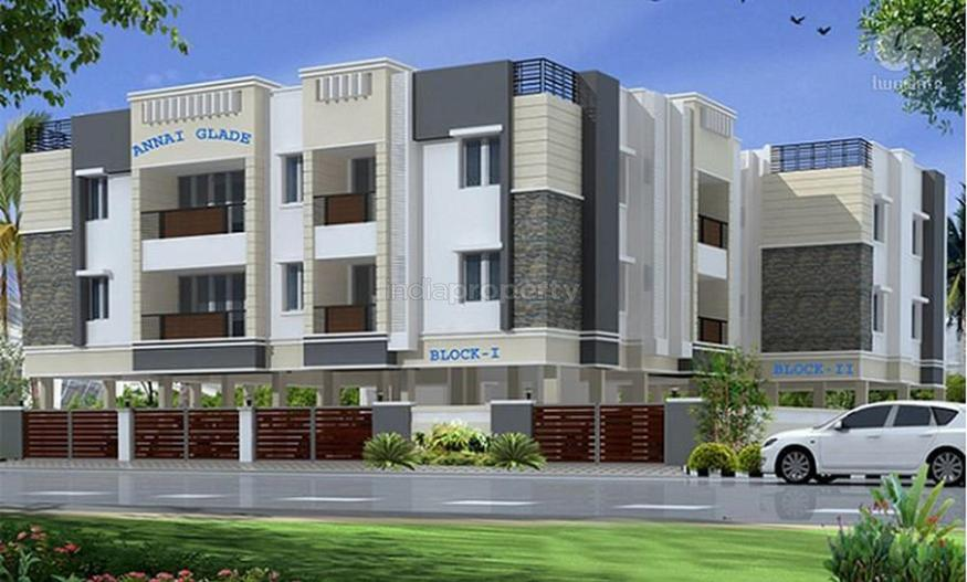 Rs.40.5 Lacs 2 BHK Apartment for Sale in Pallikaranai ...