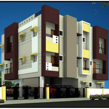 Lacs 2 bhk apartment for sale in medavakkam chennai chennai south 4934416 unit build - Compact homes chennai ...