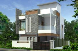 Chennai independent house projects