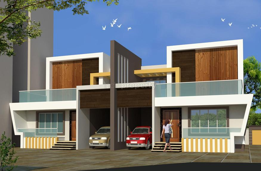 Lacs apartment in twin bungalow kalyan west mumbai Twin bungalow plans