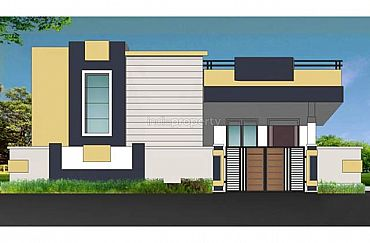 A R Brindavan Teachers Colony 2 3 Bhk Independent House: individual house plans