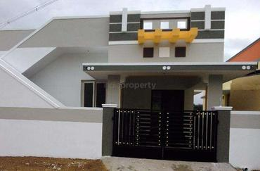 2 BHK   Builtup Area: 500 Sq.Ft & Plot Area: 650 Sq.Ft for 16 L ...