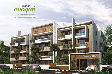 Property Image Gallery of Pioneer Evoque, Kengeri, Bangalore