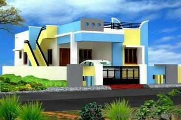 2 BHK | Builtup Area: 1000 Sq Ft & Plot Area: 1001 Sq Ft for