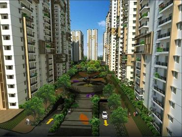3 Bhk Builtup Area 1875 Sq Ft For 92 23 L Apartment Flat In