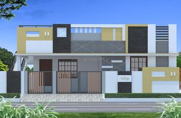 Anand garden 2 3 4 bhk independent house villa in for Independent house model pictures